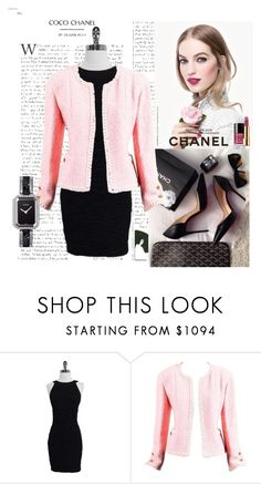 """""""Chanel"""" by schwarz1 ❤ liked on Polyvore featuring Chanel"""