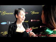 Ina Jaffe at the 2013 Gracie Awards #thegracies @InaJaffeNPR Honoring Women In Media #TheRedCarpetReport's @Ashley Bornancin interviewed @InaJaffeNPR http://ht.ly/lkLPF #TheGracies