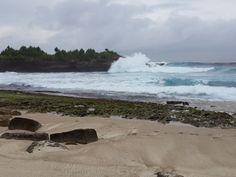 Sandy Bay Beach – Beautiful And Romantic Beach in Bali