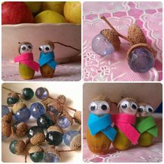 Image result for holiday crafts with natural materials