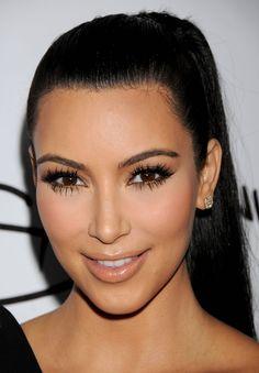 Kardashian style – My hair and beauty Kardashian Family, Kardashian Style, Kardashian Jenner, Old Makeup, Eye Makeup Art, Hair Makeup, Kim Kardashian Makeup Looks, Top Supermodels, Wedding Makeup