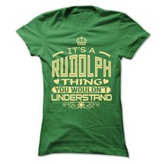 Visit site to get more custome made shirts, custom shirts, custom shirts no minimum, custom shirts, customize a shirt. IT IS RUDOLPH THING