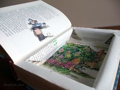 Secret Book Box {Tutorial}