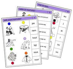 Daily Five, Spelling, School
