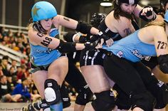 Minnesota battles Windy City in the championship game at North Central Region Playoffs, Sept 16, 2012. Photo by Neil Gunner via Flickr.