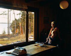 """Joel Sternfeld, """"Sweet Earth: Experimental Utopias in America"""""""
