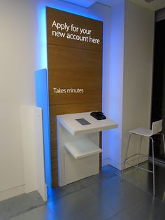 Bank of the future - Retail Focus - Retail Blog For Interior Design and Visual Merchandising