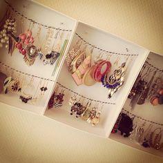 #DIY MYLITTLEBOX #earring #idéerécup