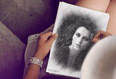 Montaje Animado online de Retratos.
