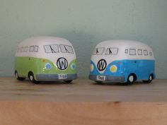 VW VANS Salt & Pepper set by SimoneRetro, via Flickr
