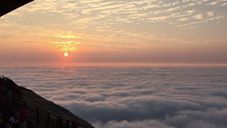 Sunrise at Nandi Hills!   Video by @Worthview.com! Thanks guys :D  #HappyTrelling