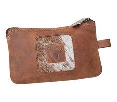 Waldis-Fellshop - Schlüsselbörse aus Wildleder Fellhof Shops, Bags, Fashion, Dark Brown, Suede Fabric, Taschen, Handbags, Moda, Tents