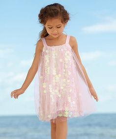 Another great find on #zulily! Pink Candy Sequin Dress - Toddler & Girls #zulilyfinds