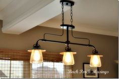 Hearth and Home Lighting Updates