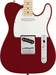 Fender Telecaster Apple Red