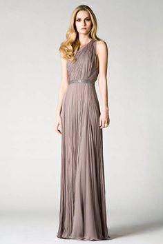 Trendy Bridesmaid Styles: Grecian Bridesmaid Dresses - Wedding ...