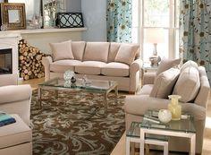Fresno Microfiber Sofa | Sofas | Raymour and Flanigan Furniture & Mattresses