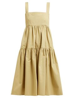 Chic Three Graces London Cosette cotton dress Womens Clothing from top store Sewing Clothes, Diy Clothes, Pretty Outfits, Cute Outfits, Casual Dresses, Fashion Dresses, Summer Outfits, Summer Dresses, Looks Vintage
