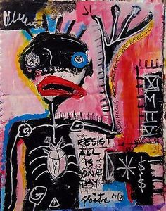 POETE-MAUDIT-Street-Art-Outsider-Painting-Naive-Brut-DREAMS-WE-KEEP