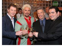 the boys of food network. love it.
