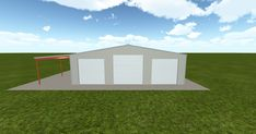 Cool 3D #marketing http://ift.tt/2nmFwUw #barn #workshop #greenhouse #garage #roofing #DIY