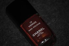 Vintage CHANEL: The Vamp Trilogy – Rouge Noir, Rouge Très Noir, and Rouge Argent