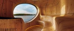 The six finest saunas in the world  #wb365
