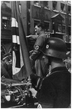 July 18, 1925: Hitler Published Mein Kampf