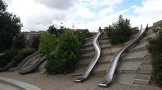 Madrid Rio slides West 8