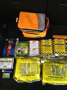 Safe Travel Kit