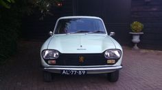 Peugeot - 204 Break - 1967