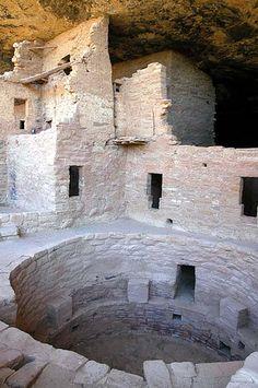 Mesa Verde, Montezuma County, Colorado /