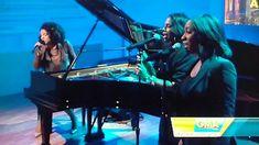 "Marsha Ambrosius singing ""Far Away"" Live on GMA 03/15/11 (+playlist)"