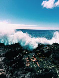 head high water #ELLEMERswimwear Sport. Swimwear. Hawaii.