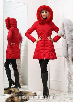 Wholesale Winter Down Coats and Jackets for Women from China for ...