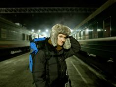 Cossack Hat, Train Station, Good People, Canada Goose Jackets, Russia, Awards, Waiting, Winter Jackets, How To Wear