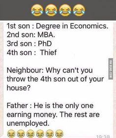 Funny school jokes - Our dad wants an inventions not a title Latest Funny Jokes, Very Funny Memes, Funny Jokes In Hindi, Funny School Jokes, Some Funny Jokes, Haha Funny, Hilarious, Funny Videos, 9gag Funny