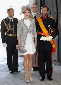 Stephanie de Lannoy Photo - Christening of Princess Estelle of Sweden
