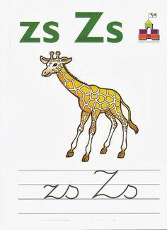 Diy For Kids, Giraffe, Activities For Kids, Alphabet, Album, Teaching, School, Fictional Characters, Archive