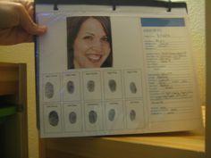 Emergency Documents Binder