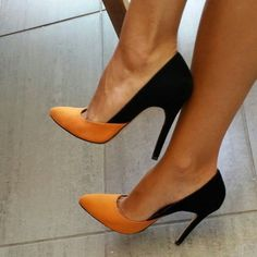 These are great looking heels.