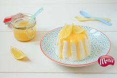 Lemon Curd voor over je Citroen Kwarktaartpudding. Voor als je stiekem niet zonder sausje kunt!
