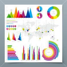 Infographics Royalty Free Stock Vector Art Illustration