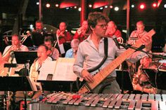 Brent Fischer + The Clare Fischer Latin Jazz Big Band at Typhoon, Santa Monica, CA