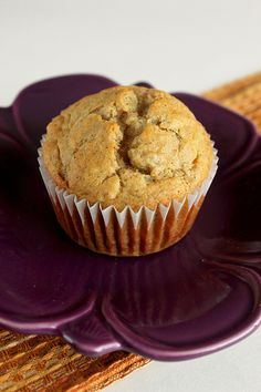 banana cinnamon muffin by pastryaffair, via Flickr