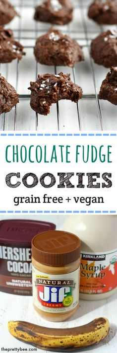These cookies are the best - chocolatey, chewy, and DELICIOUS!
