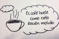 café = cielo
