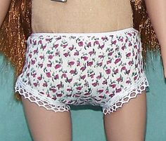 Springfield Collection Dolls: Make It Yourself Monday: Undies & Tankini