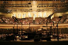 """Ryman Auditorium, """"The Mother of Country Music"""", in Nashville"""
