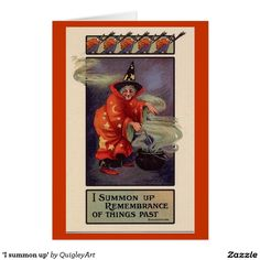 Samhain blessings card samhain and blessings i summon up greeting card m4hsunfo